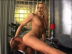 Bubble Butt, Cunt Gets Rimjob, blondes, Punishing Chick, foot Fetish, submissive, Cuckold Humiliation, Mistress, clit, Slave Girl, Slave Girls, tattoos, Perfect Ass, Perfect Body