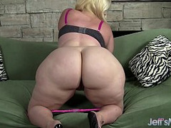 Big Ass, big Beautiful Women, blondes, Chubby Milf, Monster Dildo, Bbw Milf, Fashion Model, Orgasm, Perfect Ass, Perfect Body Amateur