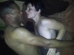 Mature Bbc Anal, Cuckold Couple, Husband, ethnic, Blindfold, Perfect Booty