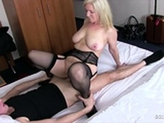 fucked, Hot MILF, Hot Milf Fucked, Real Maid, Seduced Sister, Young Nymph