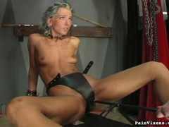 Dungeon, fucked, Mature Perfect Body, Sex Slave