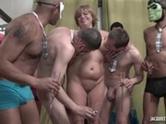 gangbanged, Hot MILF, Hot Mom and Son, milfs, Perfect Body Anal