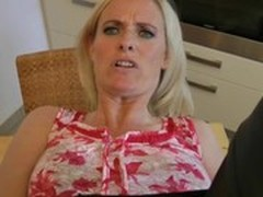 Desperate Fuck, Fucking, housewife Sex, Milf in Kitchen, Amateur Milf Perfect Body