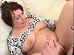 fisted, naked Mature Women