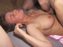 Porno Amateur, Home Made Cunt Gangbanged, Gangbang, Perfect Body Masturbation