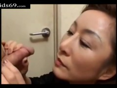 fucked, Hot MILF, Hot Mom and Son, Stroking