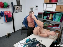 Caught, Perfect Body Anal, Ravage, Shop