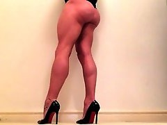 Homemade Young, Fetish, Gay, in Heels, long Legs, Perfect Body Amateur
