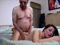 Hot Grandfather Porn Movies