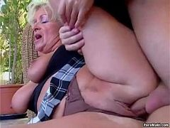 Hot Grandma Freeporn