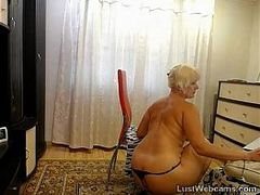 Perfect Butt, Big Ass, Nice Butt, Romantic Foreplay, naked Mature Women, German Mature Solo, Solo, Tease, Perfect Ass, Perfect Booty, Single Babe