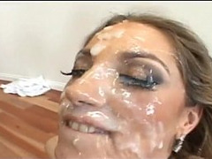 Bukkake, facials, Amateur Group Sex, Hazing, Sperm in Mouth