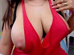 Cum on Her Tits, Gorgeous Breast, Teen Big Perky Tits, Huge Boobs