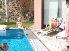 Girls Cumming Orgasms, cum Shot, German Porno, German Mature Threesome Hd, German Mature Gangbang, 720p, Hot MILF, long Legs, milfs, at Pool, Watching Wife, Couple Fuck While Watching Porn, Hot Milf Fucked, Perfect Body Amateur Sex, Eat Sperm
